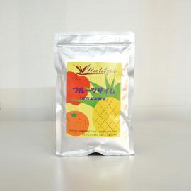 天然自然原料のみ使用した天然果実酵素サプリ。